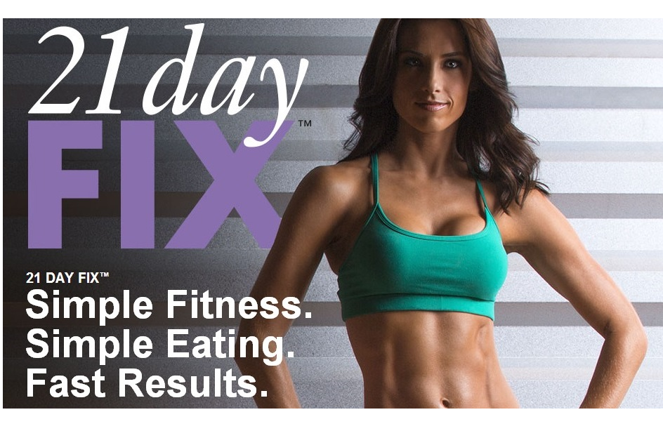21 Day Fix Calorie Calculator and Getting Started